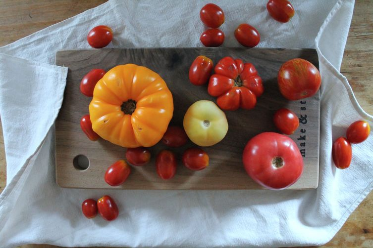 Maple Roasted TomatoSauce