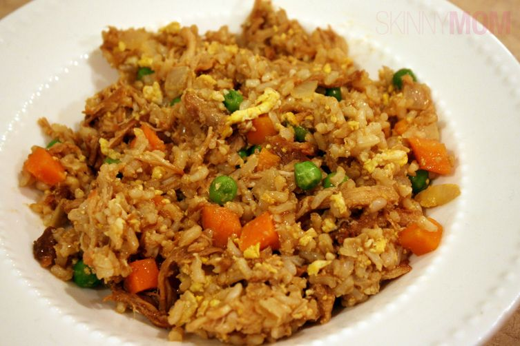 Skinny Chicken Fried Rice 1