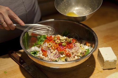 Greek Salad withFennel