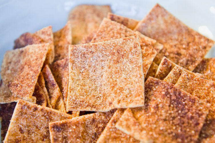 Cinnamon-Sugar PitaChips 1
