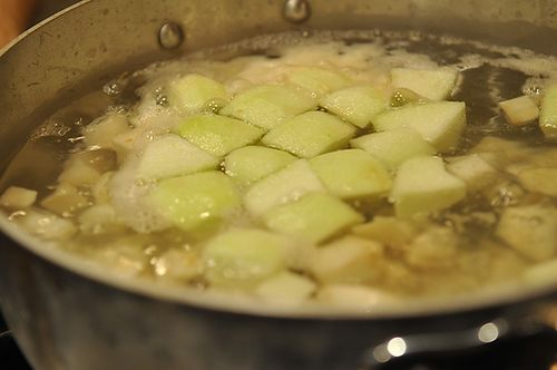 Autumn Celeriac (Celery Root)Puree