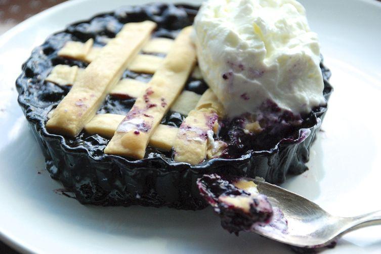 Blueberry-MapleTartelettes 1