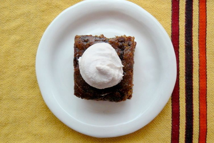Spiced Date Cake with Mulled Wine Mascarpone Cream 1