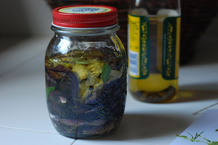 Italian PickledEggplant