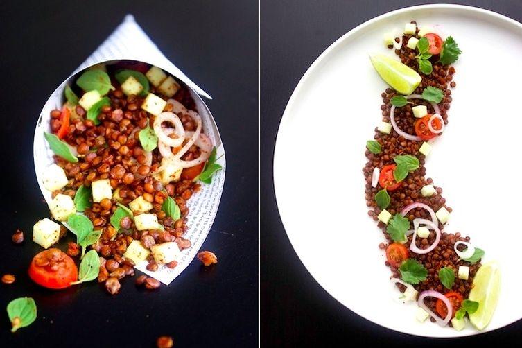 A Healthy Snack – RoastedLentils