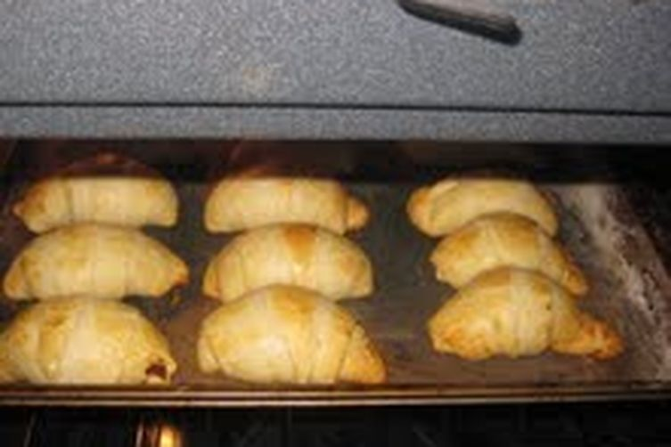 Bacon+CheeseCrescents/Rolls
