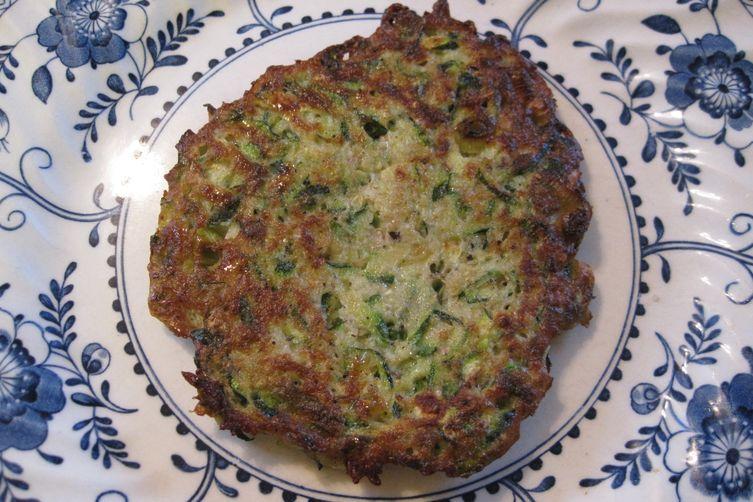 Zucchini RadishLatkes 1