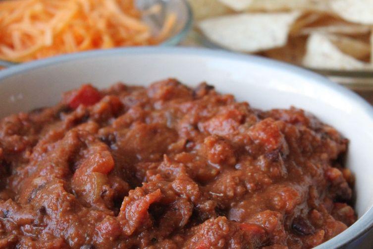 Smoky Chipotle VegetarianChili 1