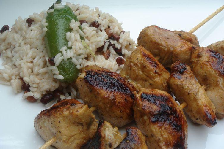 Caribbean Rice andBeans