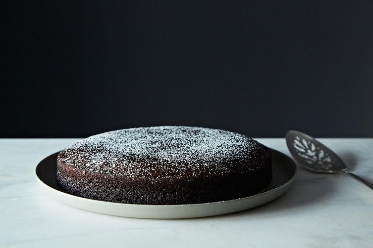 Margaret Fox's Amazon ChocolateCake