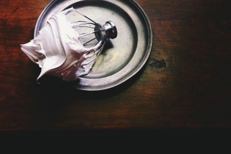 Honey Marshmallow Crème Swirl Dark Chocolate ChunkCookies