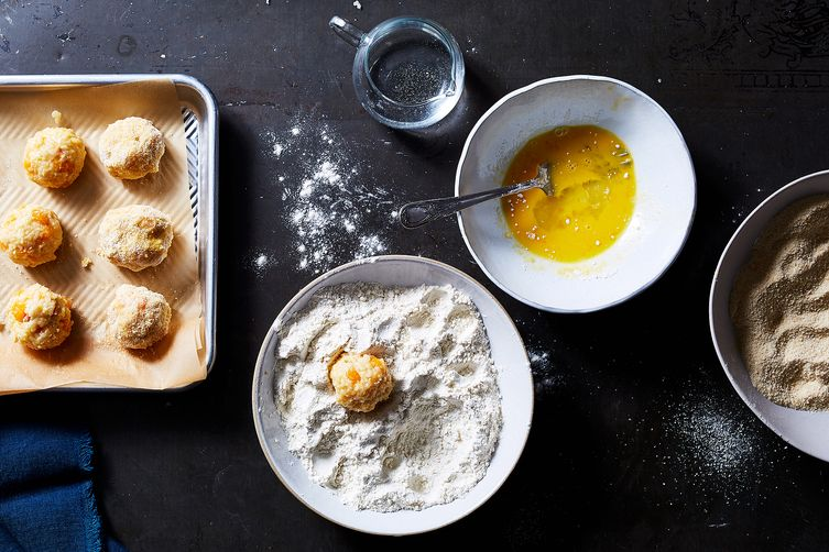 Butternut Squash and Pancetta Risotto (andArancini)