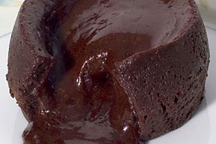 Chocolate LavaCake 1