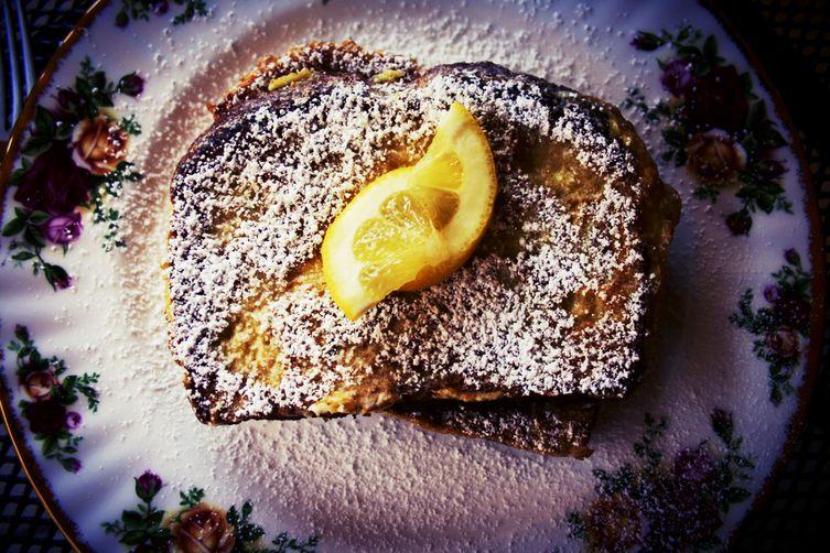 "Lemon ""Français""Toast 1"