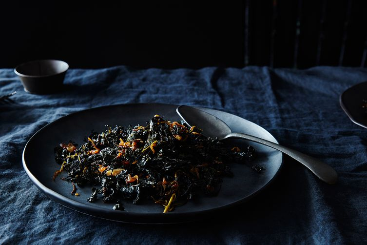 Suzanne Goin's Slow-Cooked Cavolo Nero (a.k.a. TuscanKale)