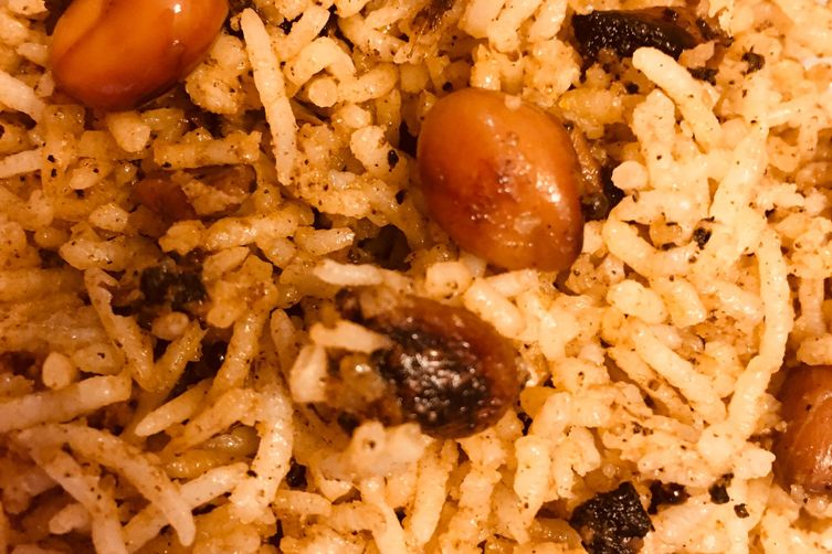 Tangy Tamarind Rice- A Traditional South-IndianRecipe