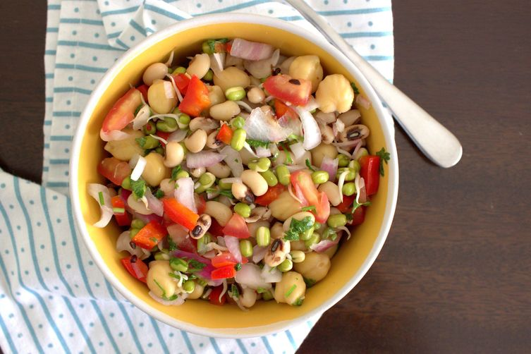 THREE BEAN SALAD 1