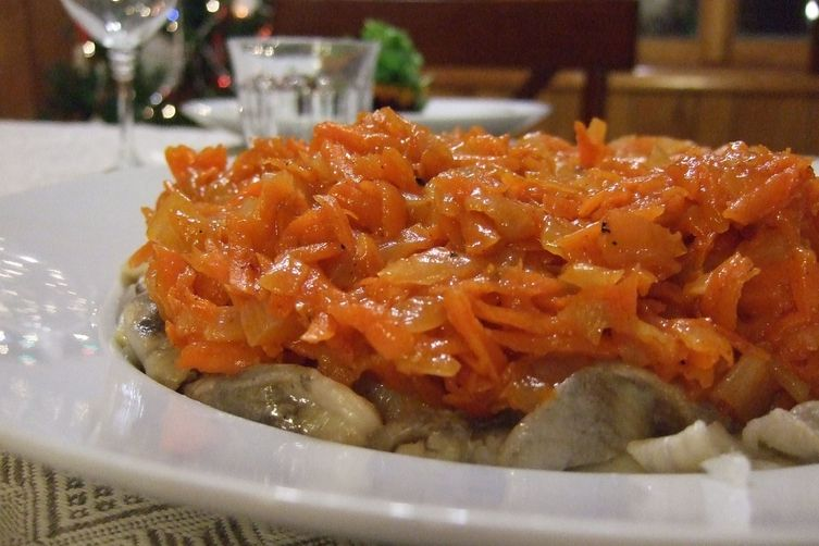 Herring with SweetCarrots 1