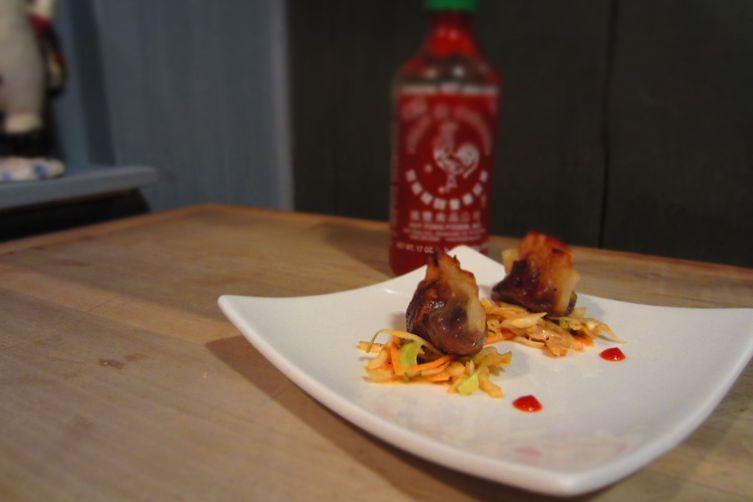 Chino-Southern Pan FriedDumplings 1